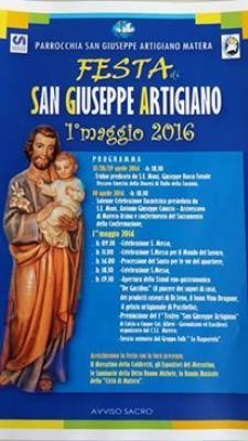 Festa di San Giuseppe Artigiano - Matera