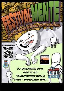 Festivalmente 2016 - il festival delle idee - Matera