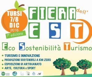 Fiera dell'Est: Eco Sostenibilità e Turismo - Matera