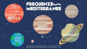 Frequenze Mediterranee 2016 - Matera