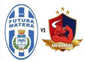 Futura Matera vs Bernalda - 20 Febbraio 2016 - Matera