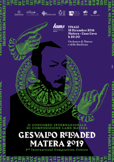 GESUALDO RELOADED - MATERA 2019 - Matera