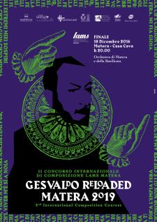 GESUALDO RELOADED - MATERA 2019 - Matera