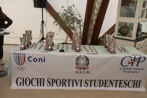 Giochi Sportivi Studenteschi 2015/2016 - Matera