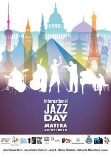 Giornata Internazionale del Jazz 2016 - 30 Aprile 2016 - Matera