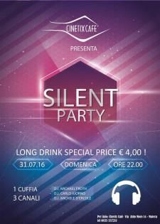 HAPPY Ending - University silent party - Matera