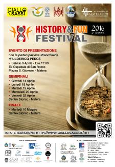 History&Fun Festival 2016 - Matera