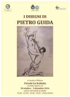 I disegni di Pietro Guida - dal 30 ottobre al 3 dicemre 2016 - Matera
