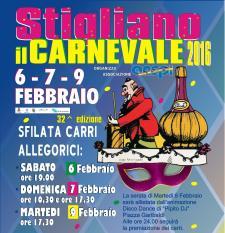 Il Carnevale di Stigliano 2016 - Matera