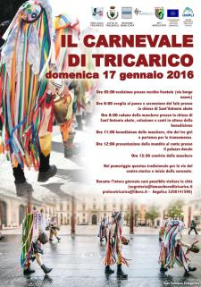 Il Carnevale di Tricarico 2016 - Matera