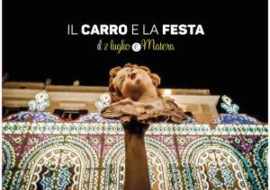 Il Carro e la Festa - 28 Giugno 2016 - Matera