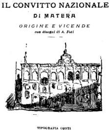 Il Convitto nazionale - 20 Maggio 2016 - Matera