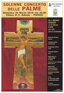 Il Requiem di Mozart - 20 Marzo 2016 - Matera