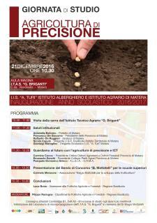 """Inaugurazione Anno Scolastico 2016/2017 dell'I.I.S. """"A. Turi"""" - Matera"""