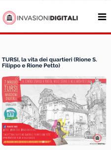 Invasioni Digitali: Piazza Plebiscito e Rione Petto - 7 Maggio 2016 - Matera