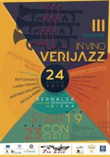 InVinoVeryJazz 2016 - Matera