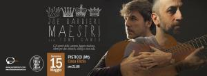 JOE BARBIERI in Concerto - 15 Maggio 2016 - Matera