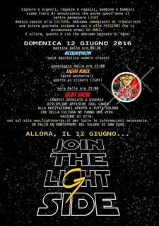 Joint The LIGHT Side - 12 Giugno 2016 - Matera