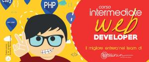 Junior Web Developer 2016 - Matera