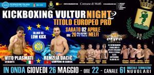Kickboxing Vultur Night 2  - Matera