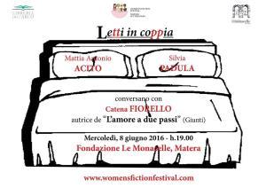 L'amore a due passi - 8 Giugno 2016 - Matera