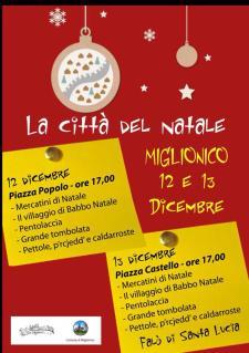 La città del Natale - 12 e 13 dicembre 2016 - Matera