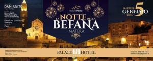 La notte della Befana  - 5 Gennaio 2016 - Matera