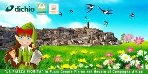 La Piazza Fiorita - 12 Marzo 2016 - Matera