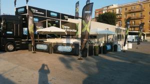 Lavanderie industriali: roadshow - Matera