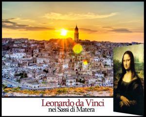 Le Macchine di Leonardo - Genio del Bene..nei Sassi di Matera - Matera