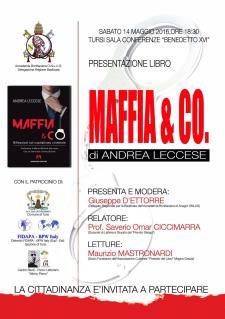 Maffia & Co - 14 Maggio 2016 - Matera