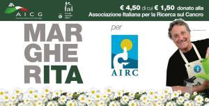 Margherita per AIRC 2016 - Matera