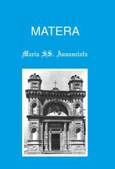 Matera – Maria SS. Annunziata - Matera