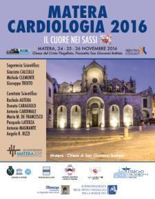 MATERA CARDIOLOGIA – Il cuore nei Sassi - Matera