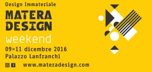 Matera Design Weekend - Matera