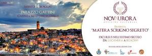 Matera scrigno segreto - 14 Maggio 2016 - Matera