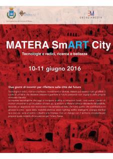 Matera smart city - Matera