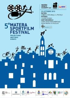 Matera Sport Film Festival 2016  - Matera