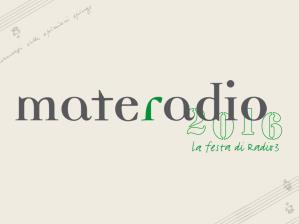 Materadio 2016 - Matera