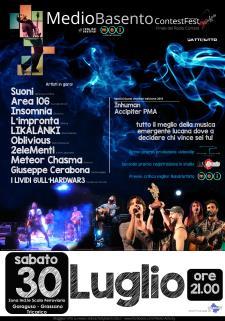 MedioBasento Contest Fest 2016  - Matera