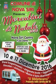Mercatini di Natale a Nova Siri - Matera