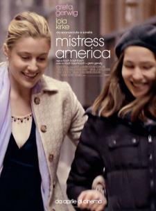 Mistress America - Il Cineclub - Matera