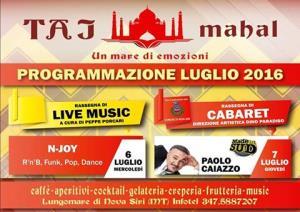 N-Joy & Paolo Caiazzo - Matera