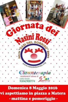 Nasini Rossi - Matera
