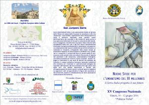 Nuove sfide per l'umanesimo del III millennio: il Serra Italia progetta il suo futuro  - Matera