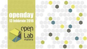OPENDAY OpenLab - 13 Febbraio 2016 - Matera