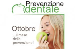 Ottobre Mese della Prevenzione Dentale - Matera