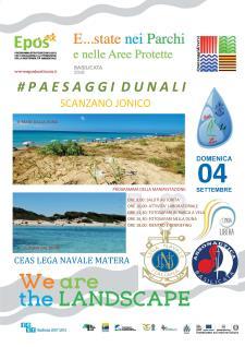 PAESAGGI DUNALI - Matera