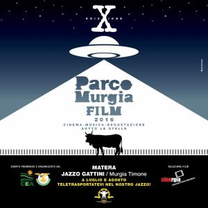Parco Murgia Film 2016 - Matera