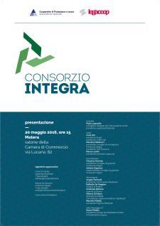 Presentazione del Consorzio Integra - Matera